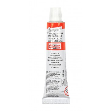 Tempera 16ml/tub, orange, KOH-I-NOOR