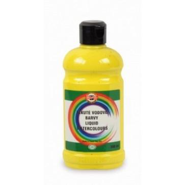 Acuarela lichida, galben clasic, 300ml/tub, KOH-I-NOOR