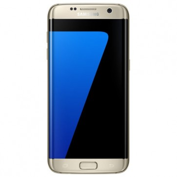 "Smartphone SAMSUNG Galaxy S7 Edge, 5.5"", 12MP Dual Pixel, 4GB RAM, 32GB, Octa-Core, 4G, Gold"