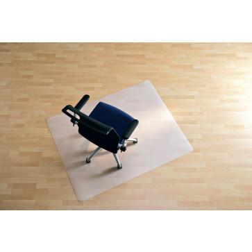 Protectie podea pentru suprafete dure, forma O, 150 x 120cm, RS OFFICE BSM