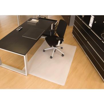 Protectie podea pentru suprafete dure, forma O, 200 x 120cm, RS OFFICE BSM