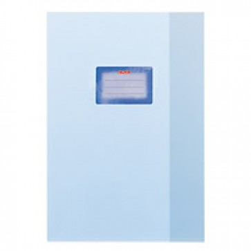 Coperta A5, PP, albastru deschis, 25 buc/set, HERLITZ