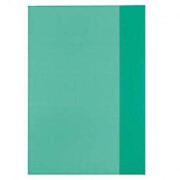 Coperta A5, PP, verde transparent, 25 buc/set, HERLITZ
