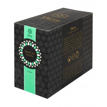 Ceai, 20 plicuri/cutie, verde, THERA Green