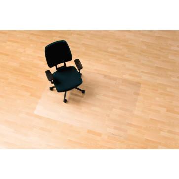 Protectie podea pentru suprafete dure, forma O, 180 x 120cm, RS OFFICE EcoBlue