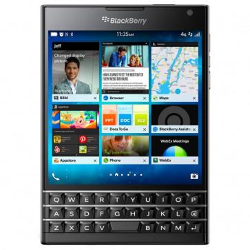 "BlackBerry Passport, 4.5"", 13MP, 32GB, Quad-Core, Black"