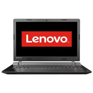 "Laptop LENOVO 100-15IBY 15.6"" HD, Intel® Pentium N3540 pana la 2.66GHz, 4GB, 500GB, free Dos"