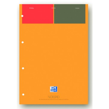 Bloc notes, A4+, 80 file, dictando, OXFORD