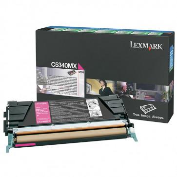 Toner, magenta, LEXMARK C5340MX