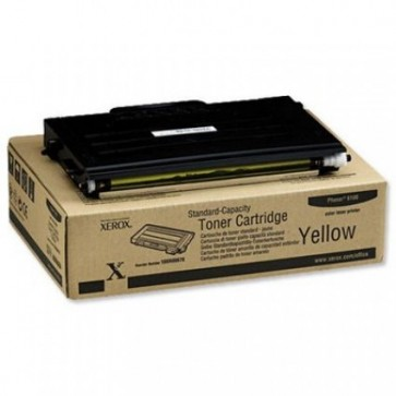 Toner, yellow, XEROX 106R00678