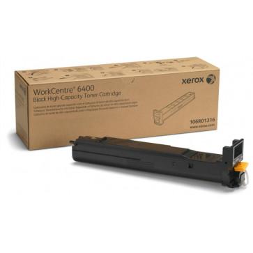 Toner, black, XEROX 106R01316