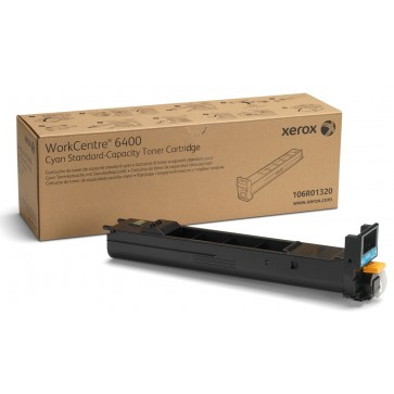 Toner, cyan, XEROX 106R01320