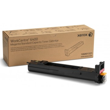 Toner, magenta, XEROX 106R01321