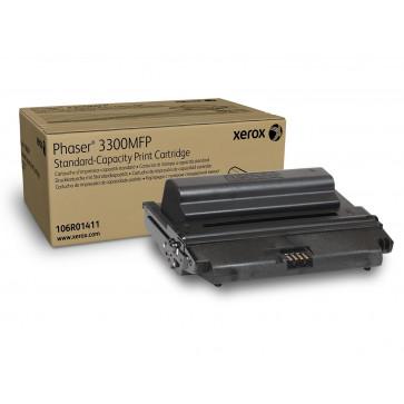 Toner, black, XEROX 106R01411
