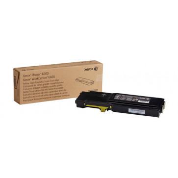 Toner, yellow, XEROX 106R02235