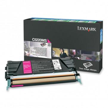 Toner, magenta, LEXMARK C5220MS