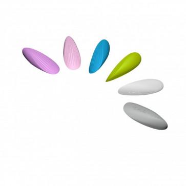 Radiera din plastic, culori asortate, HERLITZ My.Pen