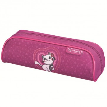 Necessaire arcuit, HERLITZ Sporti Kitty Cat