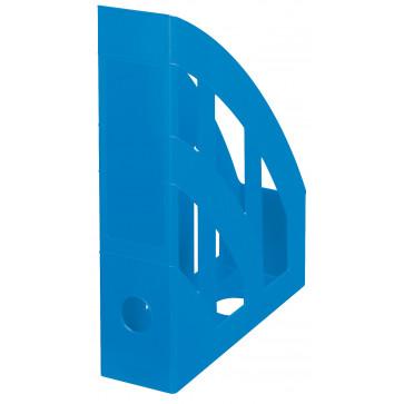 Suport vertical, albastru intens, HERLITZ Clasic