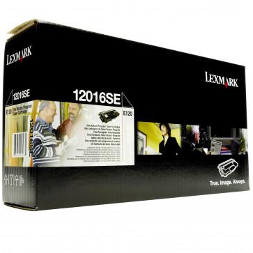 Toner, black, CTG E120, LEXMARK 12016SE