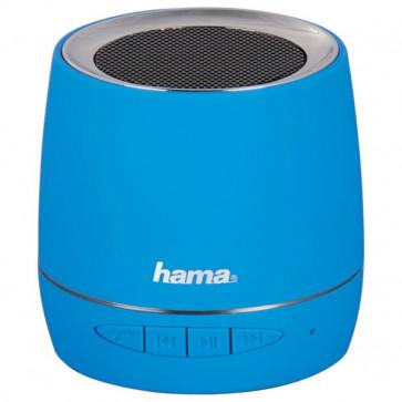 Boxa portabila HAMA, Bluetooth, 3W, albastru