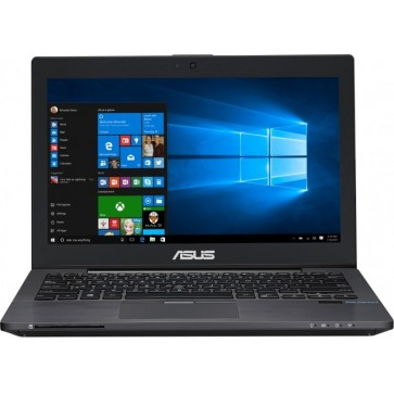 "Laptop ASUS 12.5"" B8230UA, FHD, Procesor Intel® Core™ i7-6500U (4M Cache, up to 3.10 GHz), 8GB, 256GB SSD, GMA HD 520, 4G LTE, FingerPrint Reader, Win 10 Pro, Dark Grey"
