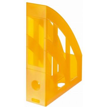Suport vertical, portocaliu semitransparent, HERLITZ