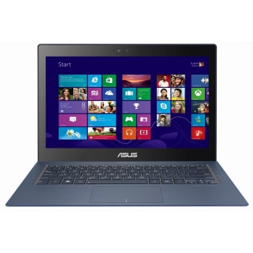 Laptop ASUS Zenbook UX301LA, 13.3''  QHD Touch, Procesor Intel® Core™ i5-5200U pana la 2.70 GHz, 8GB, 256GB SSD, GMA HD 5500, Win 10 Pro, Blue