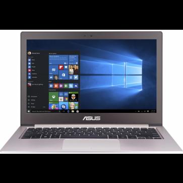 Ultrabook ASUS Zenbook UX303UA, 13.3'' FHD, Procesor Intel® Core™ i5-6200U pana la 2.80 GHz, 8GB, 128GB SSD, GMA HD 520, Win 10 Home, Rose