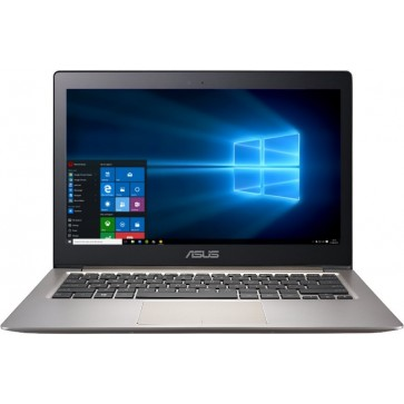 Ultrabook ASUS Zenbook 13.3'' UX303UA, FHD, Procesor Intel® Core™ i3-6100U 2.30 GHz, 4GB, 1TB, GMA HD 520, Win 10 Home, Brown