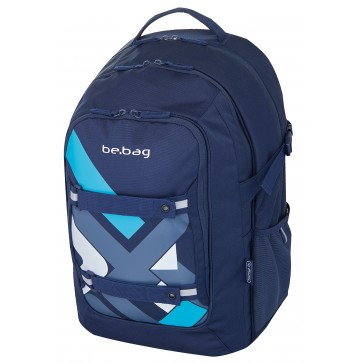Rucsac ergonomic, HERLITZ Be.Bag Beat Big Crossing