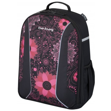 Rucsac ergonomic, HERLITZ Be.Bag Airgo Ornament Flower