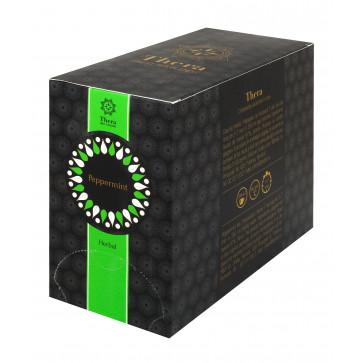 Ceai, 20 plicuri/cutie, menta, THERA Peppermint