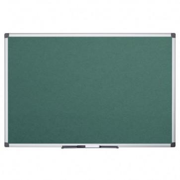 Tabla pentru creta, verde, rama din aluminiu, 240 x 120cm, BI-OFFICE