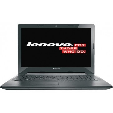 "Laptop LENOVO 15.6"" G50-45, HD, AMD Quad-Core A8-6410 2GHz, 4GB, 1TB, Radeon R5 M330 2GB, FreeDos, Black"