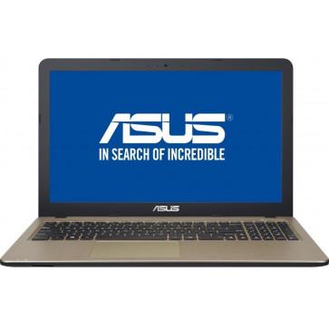 "Laptop ASUS X540LA, 15.6"" HD, Procesor Intel® Core™ i3-5005U 2.00 GHz, 4GB, 500GB, GMA HD 5500, FreeDos, Chocolate Black"