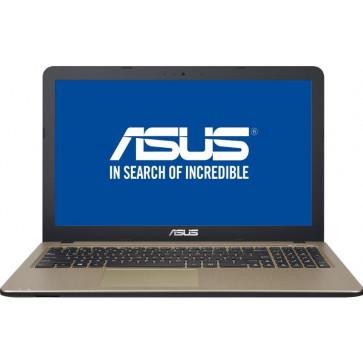 "Laptop ASUS X540LJ, 15.6"" HD, Procesor Intel® Core™ i3-5005U 2.00 GHz, 4GB, 500GB, GeForce 920M 2GB, FreeDos, Chocolate Black"