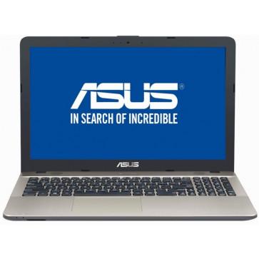 Laptop ASUS VivoBook X541UV, 15.6'' HD, Procesor Intel® Core™ i5-6198DU pana la 2.8GHz, 4GB DDR4, 1TB, GeForce 920MX 2GB, FreeDos, Chocolate Black