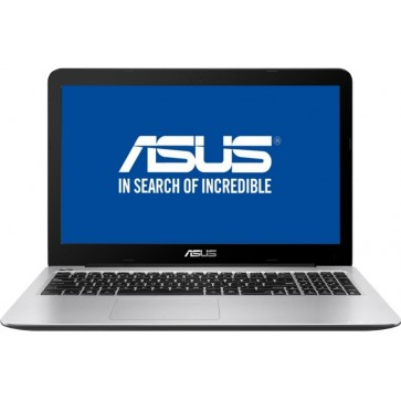 Laptop ASUS Vivobook X556UQ, 15.6'' HD, Procesor Intel® Core™ i7-6500U pana la 3.10 GHz, 4GB DDR4, 1TB, GeForce 940MX 2GB, FreeDos, Dark Blue