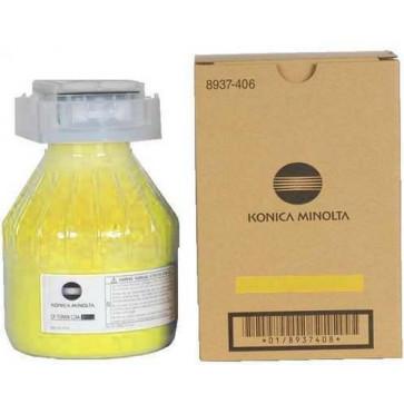 Toner, yellow, MINOLTA CF1501/2001