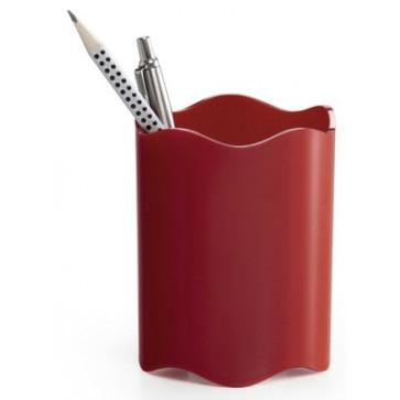 Suport pentru instrumente de scris, rosu, DURABLE Trend