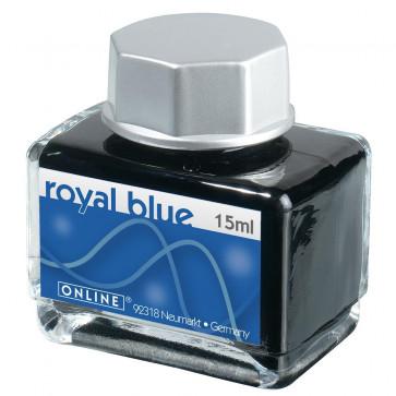 Cerneala, 15ml, albastru, ONLINE
