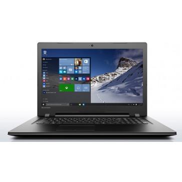 "Laptop LENOVO 17.3"" B71-80, HD+, Procesor Intel® Pentium® 4405U 2.10 GHz, 4GB, 500GB + 8GB SSH, R5 M330 2GB, FreeDos, Black"