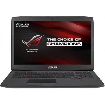 """Laptop ASUS  ROG G751JT-T7211D, 17.3"""" FHD, Intel® Core™ i7-4750HQ pana la 3.2GHz, 24GB, 1TB + 512GB SSD, GeForce GTX 970M 3GB, free Dos"""