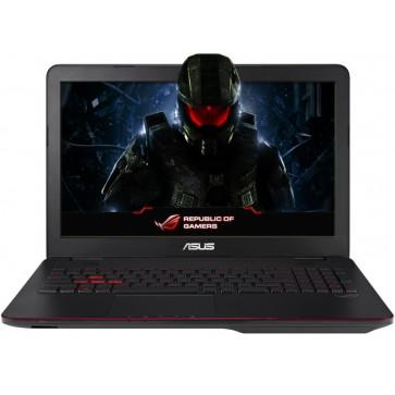 Laptop ASUS ROG G771JW, 17.3'' FHD, Procesor Intel® Core™ i7-4720HQ pana la 3.60 GHz, 8GB, 1TB 7200RPM + 128GB SSD, GeForce GTX 960M 2GB, Win 10 Home, Black