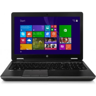 Laptop HP ZBook 17, Intel Core i7-4710MQ, 17.3'' HD+, 4GB, 500GB, K1100M 2GB, Win 7 Pro + Win 8 Pro