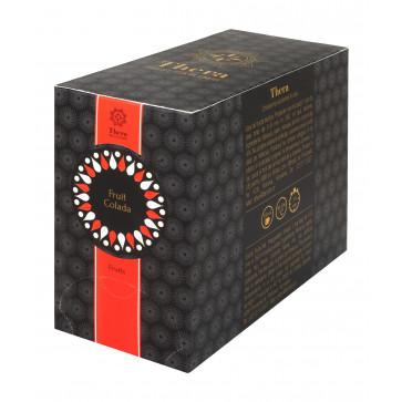 Ceai, 20 plicuri/cutie, fructe, THERA Fruit Colada