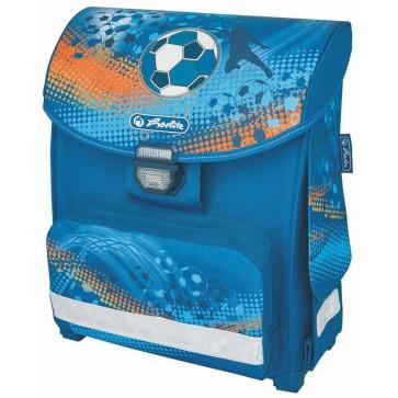 Ghiozdan ergonomic neechipat, HERLITZ Smart Soccer
