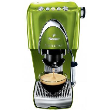 Aparat de cafea, 1.5L, verde, 15 bar, Espressor TCHIBO Cafissimo Classic