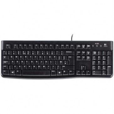 Tastatura LOGITECH Keyboard K120, black, USB
